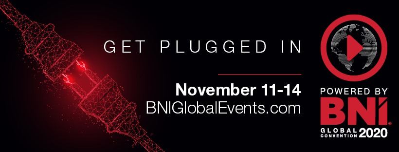 Connect, Energize and Grow at the #BNIGC20